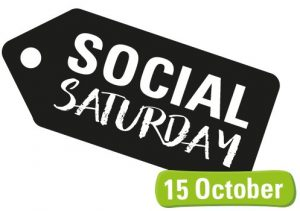 Social Saturday Badge image large